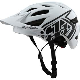 Troy Lee Designs A1 Drone Helmet white/black